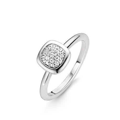 TI SENTO MILANO 12043zi jewelry silver ring