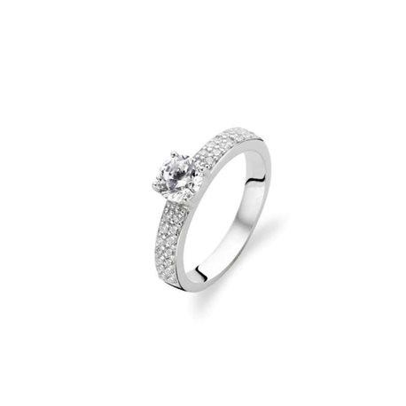 TI SENTO MILANO 1795zi jewelry ring solitaire