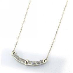 TI SENTO MILANO 3863zi-42 silver jewelry chain