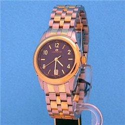 Lorenz 22960 orologio collezione desir acciaio oro