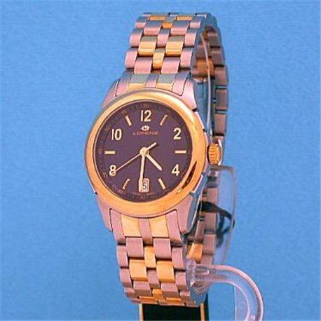LORENZ 22960 watches desir steel gold collection
