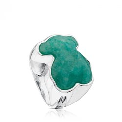 TOUS jewelry ring c615435531 new color amazonite