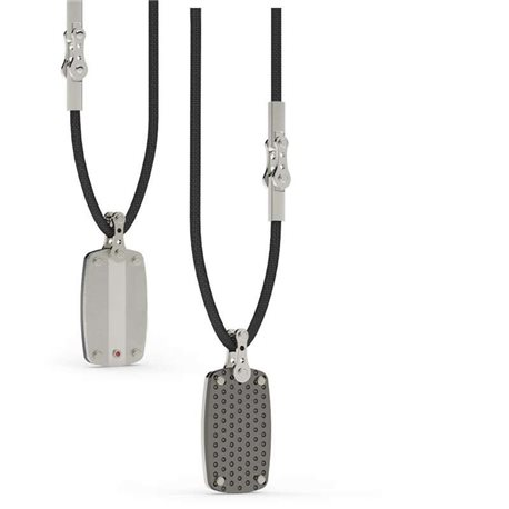 COMETE ugl587 chain with pendent double face turbo collection