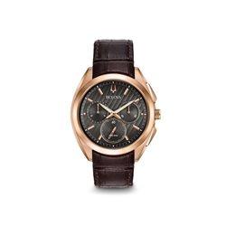 Bulova 97a124 orologio curv crono quarzo