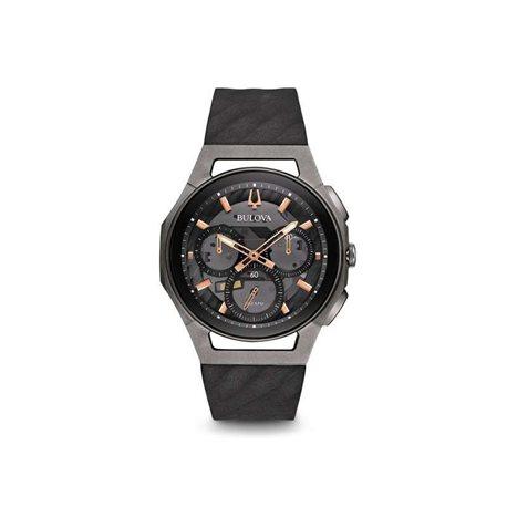 BULOVA 98a162 watches titanium chronograph