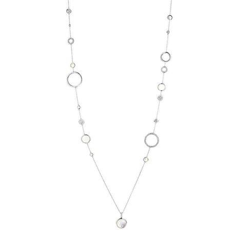 TI SENTO MILANO 3865mw silver necklace