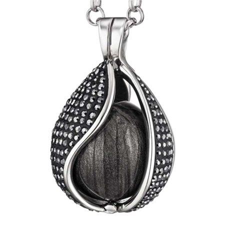 ENGELSRUFER silver pendent erp-27-tear-biha-m sky tear