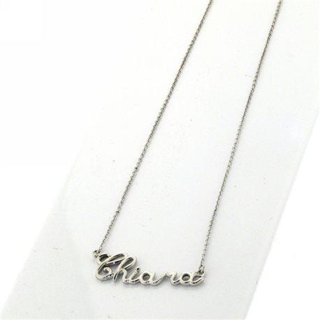 Nomi e frasi pin-cat-b1 personalizza il tuo girocollo con nome in oro