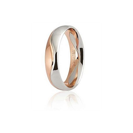 Unoaerre wedding ring 50afc9 galassia anniversary