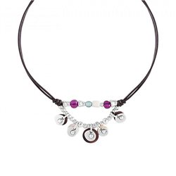 UNO de 50 col1136mclmtl0u necklace nacaroni collection
