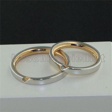 Polello 2600br wedding rings