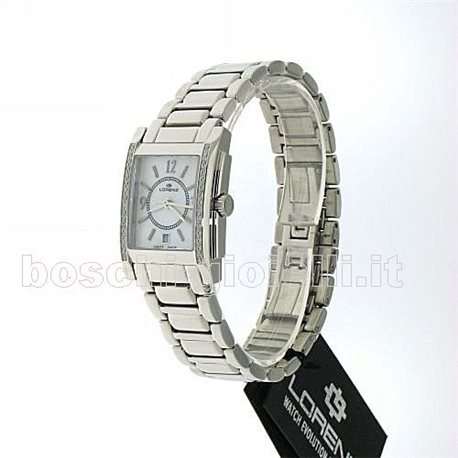 LORENZ 26077bb watches woman bel ami with diamonds