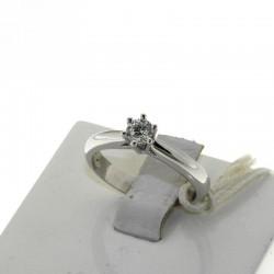 Nostre creazioni anello solitario diamante dan-1851-25