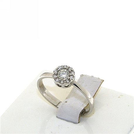 OUR CREATIONS ring solitaire diamond dflw-an030