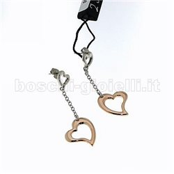 2 JEWELS 261053 steel earrings
