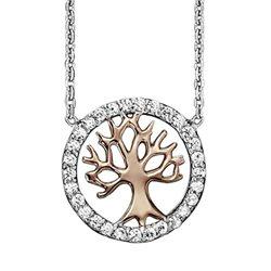 Julie Julsen jjne2780-8 collana petite albero della vita