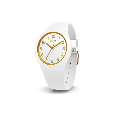 ICE WATCH 015337 ice glam small numbers collection white and rose pvd