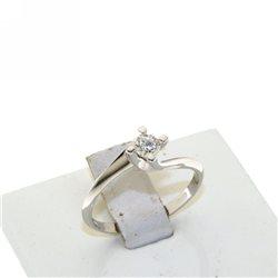 Nostre creazioni anello solitario diamante dan3275