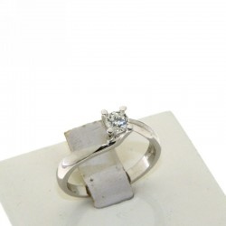 Nostre creazioni anello solitario diamante dan3234