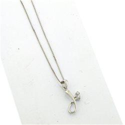 Nostre creazioni ciondolo insieme per sempre oro diamanti dci5057