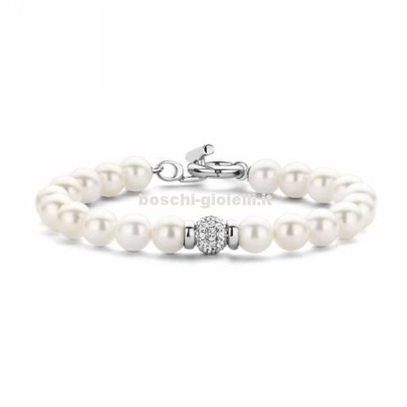 TI SENTO MILANO 2808pw silver jewelry bracelet