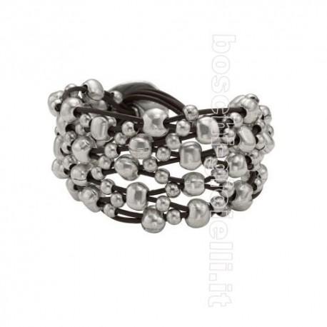 UNO DE 50 pul0594mr bracelet cabra loca