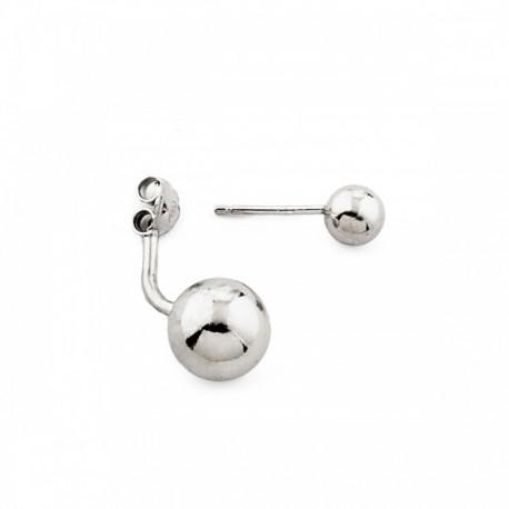 MOOD EAR CUFFS or-055h silver earring be side