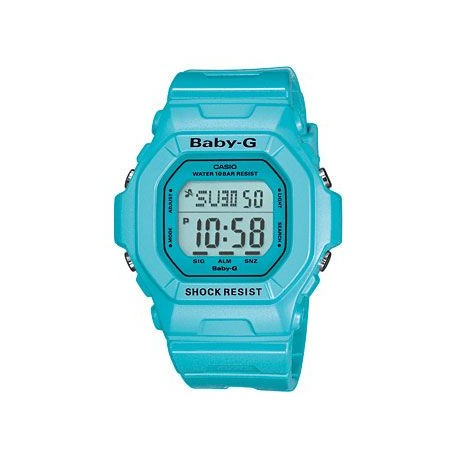 CASIO bg-5601-2er watches baby g