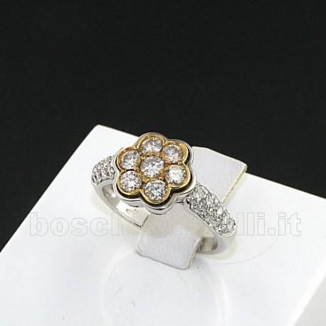 OUR CREATIONS ring flower collection br06