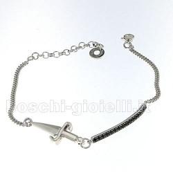 Cesare Paciotti jpbr0495 bracciale argento