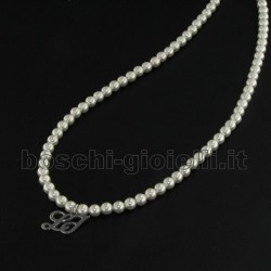 LIU.JO blj104 pearl necklace junior