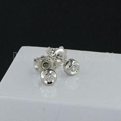 Nostre creazioni orecchini cipollina diamanti mont896-cip3 punto luce