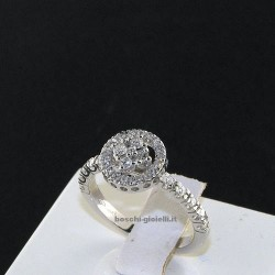 OUR CREATIONS ring flower collection bosmont4624an