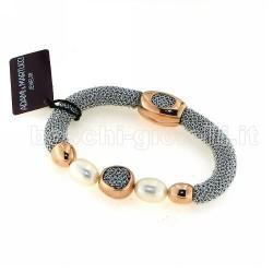 Adami & Martucci b5m75b9p bracciale mesh