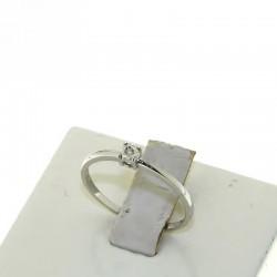 Nostre Creazioni nello solitario diamante fidanzamento promessa 4985-1