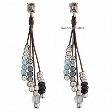 UNO DE 50 pen0456vrdmtl0u earrings play ball collection