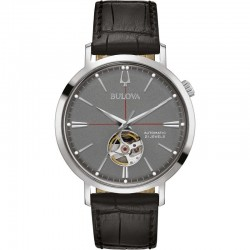 Bulova 96a201 watches automatic collection