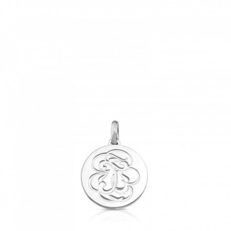 TOUS pendant rubric 712334510 in silver