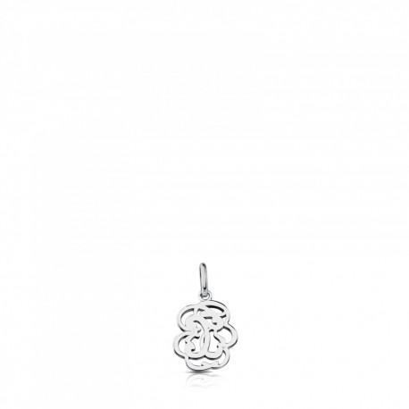 TOUS pendant rubric 712334540 in silver