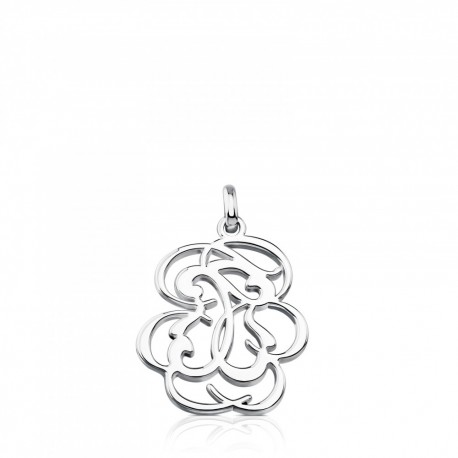 TOUS pendant rubric 712334560 in silver