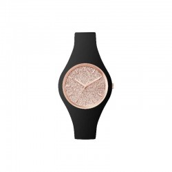 Ice Watch 001346 glitter small black collection