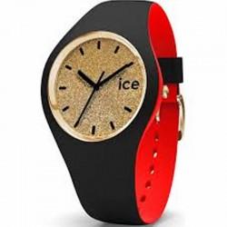 Ice Watch 007238 orologio collezione glitter rosso nero