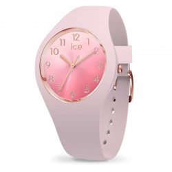 ICE WATCH 015742 sunset small numbers collection pink rose pvd