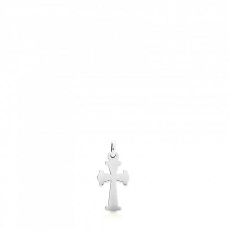Tous 712364500 ciondolo croce in argento