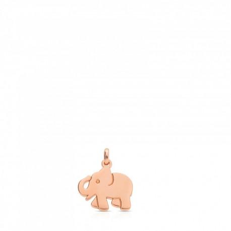 TOUS pendant 712364560 elephant vermeil