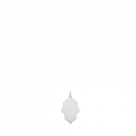 Tous 712364570 ciondolo in argento mano di Fatima