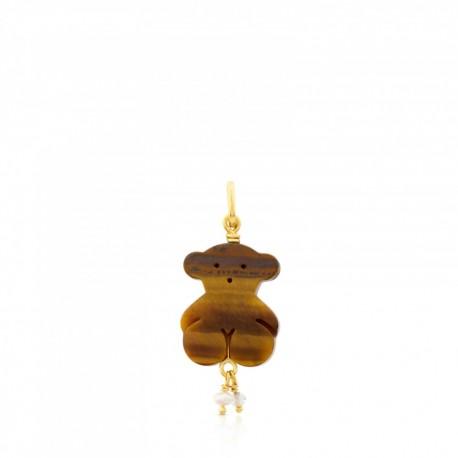 Tous 716484540 orsetto ciondolo collezione tibet