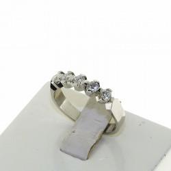 Nostre creazioni riviera con 5 diamanti naturali DAN3369-50