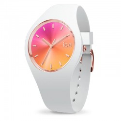 Ice Watch 015750 orologio sunset california unisex bianco