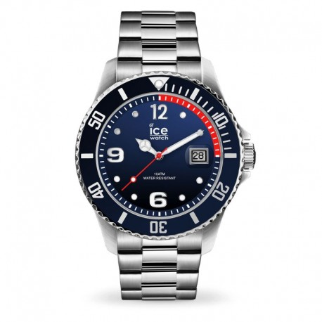 ICE WATCH steel 015775 Marine Silver collection